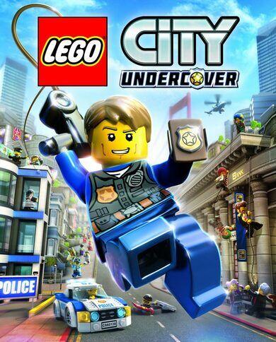 Warner Bros Interactive Entertainment LEGO City: Undercover Steam Key GLOBAL