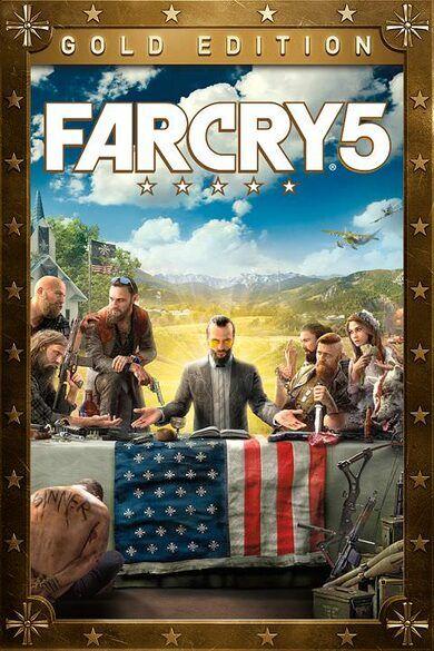Ubisoft Far Cry 5 (Gold Edition) Uplay Key EMEA