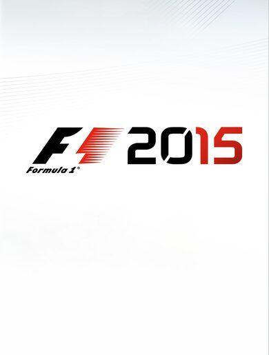 Codemasters Software F1 2015 Steam Key GLOBAL