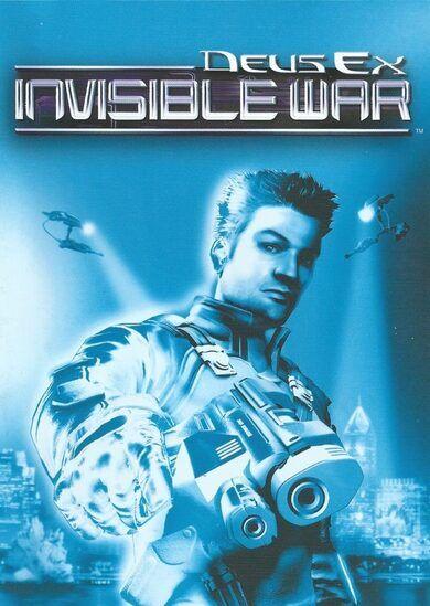 Square Enix Deus Ex: Invisible War Steam Key GLOBAL