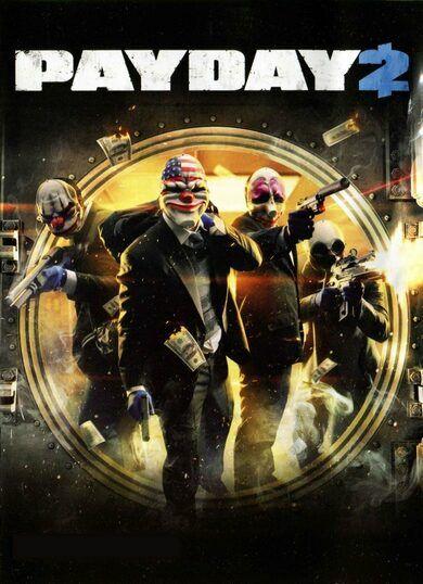505 Games PayDay 2 Steam Key GLOBAL