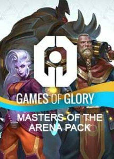 Lightbulb Crew Games of Glory - Masters of the Arena Pack (DLC) Steam Key EUROPE