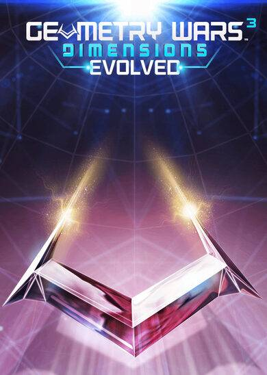 Activision Geometry Wars 3: Dimensions Evolved Steam Key GLOBAL