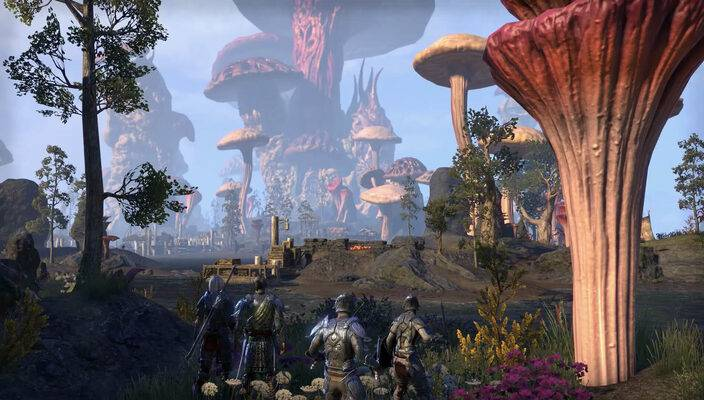 Bethesda Softworks The Elder Scrolls Online: Morrowind Xbox Live Key GLOBAL