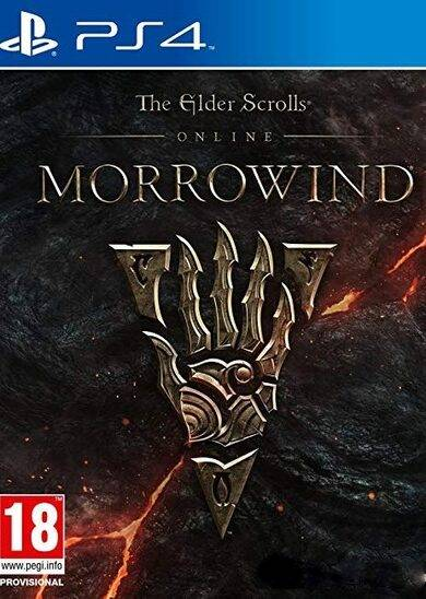 Bethesda Softworks The Elder Scrolls Online: Morrowind (PS4) PSN Key EUROPE