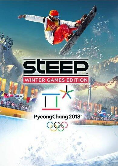 Ubisoft Steep: Winter Games Edition Uplay Key EUROPE