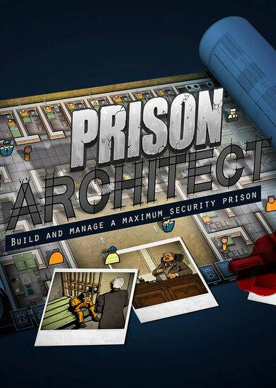 Introversion Software Prison Architect Steam Key GLOBAL