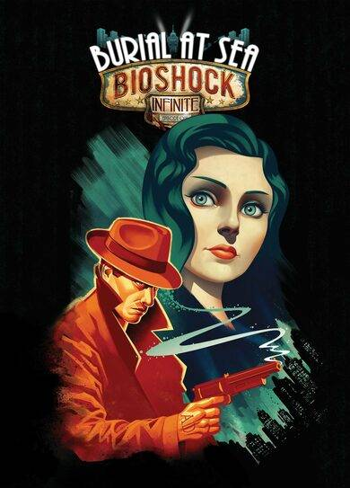 2K / Aspyr (Mac) BioShock Infinite - Burial at Sea: Episode One (DLC) Steam Key EUROPE
