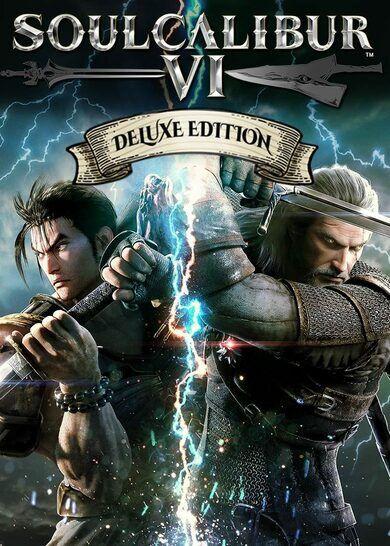BANDAI NAMCO Entertainment Soulcalibur VI (Deluxe Edition) Steam Key GLOBAL