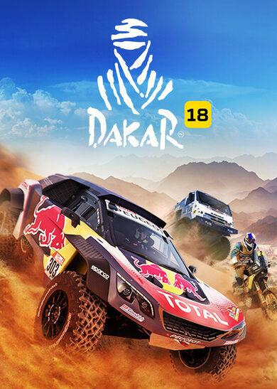 Deep Silver Dakar 18 (Day One) (DLC) Steam Key GLOBAL