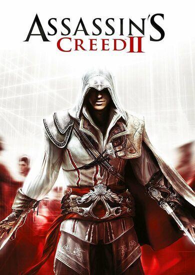 Ubisoft Assassin's Creed II Uplay Key EUROPE