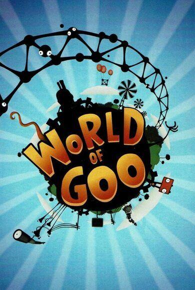 2D Boy World of Goo Steam Key GLOBAL