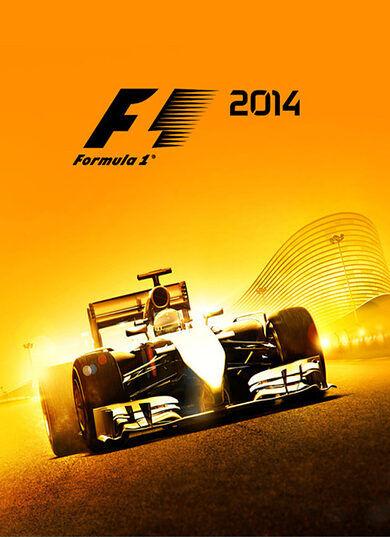 Codemasters F1 2014 Steam Key EUROPE