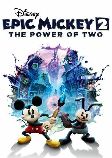 Disney Interactive Disney Epic Mickey 2: The Power of Two Steam Key EUROPE