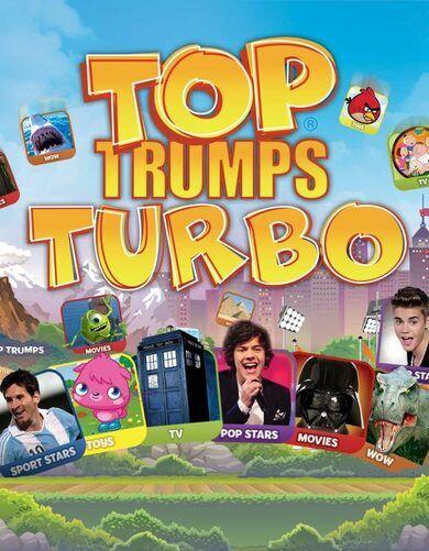 Fun Box Media Top Trumps Turbo Steam Key GLOBAL