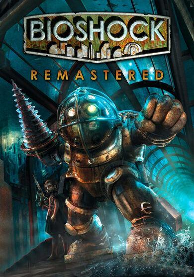 2K Games Bioshock Remastered Steam Key GLOBAL