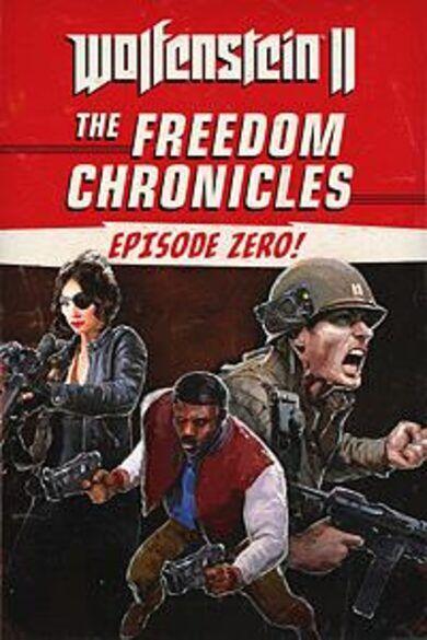 Bethesda Softworks Wolfenstein II: The New Colossus - The Freedom Chronicles: Episode Zero (DLC) Steam Key EMEA