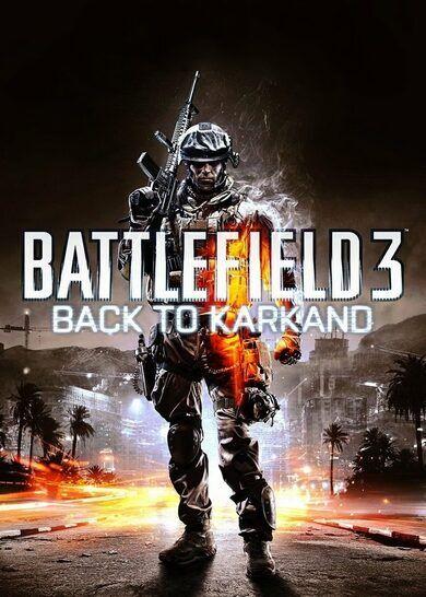 Electronic Arts Inc. Battlefield 3: Back to Karkand (DLC) Origin Key GLOBAL