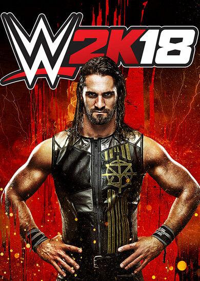 2K WWE 2K18 (Digital Deluxe) - Pre-Order Steam Key EUROPE