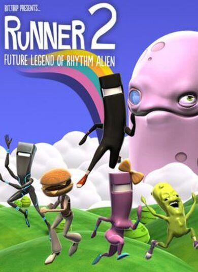 Aksys Games Runner2: Future Legend of Rhythm Alien Steam Key GLOBAL