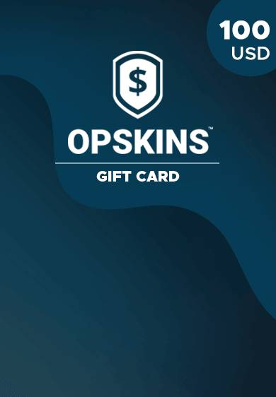 OPSkins 100 USD Gift Card Key GLOBAL