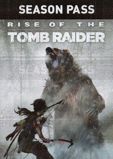 Square-Enix / Eidos Rise of the Tomb Raider - Season Pass (DLC) Steam Key EUROPE