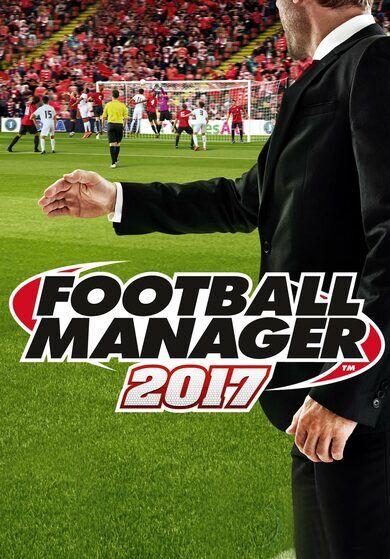 SEGA Football Manager 2017 Steam Key GLOBAL