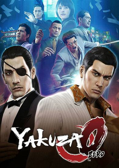 SEGA Yakuza 0 Steam Key EUROPE
