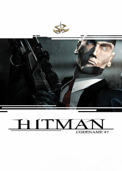 Square-Enix / Eidos Hitman: Codename 47 Steam Key GLOBAL