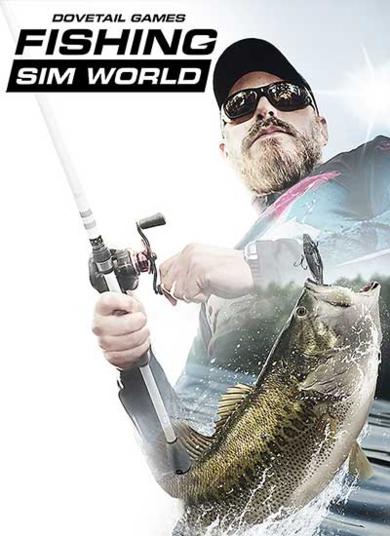 Dovetail Games - Fishing Fishing Sim World Steam Key GLOBAL