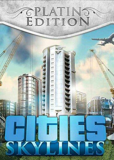 Paradox Interactive Cities: Skylines (Platinum Edition) Steam Key GLOBAL
