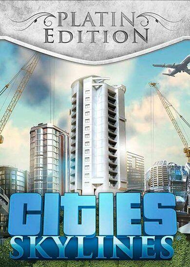 Paradox Interactive Cities: Skylines (Platinum Edition) Steam Key GLOBAL