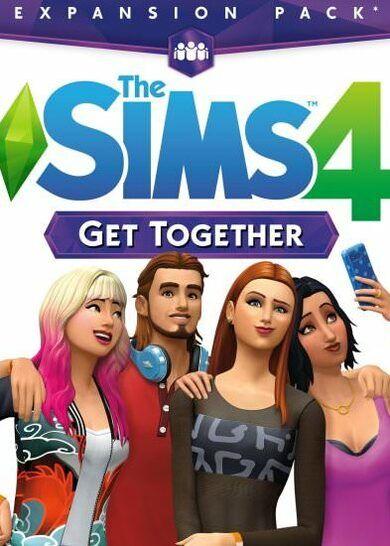 Electronic Arts Inc. The Sims 4: Get Together (DLC) Origin Key GLOBAL