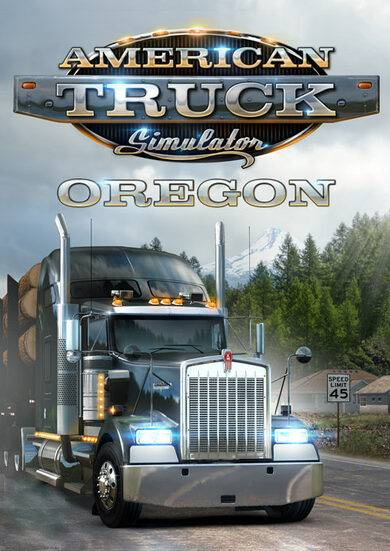 SCS Software American Truck Simulator - Oregon Steam Key GLOBAL