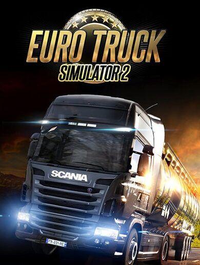 SCS Software Euro Truck Simulator 2 - Platinum Edition Steam Key GLOBAL