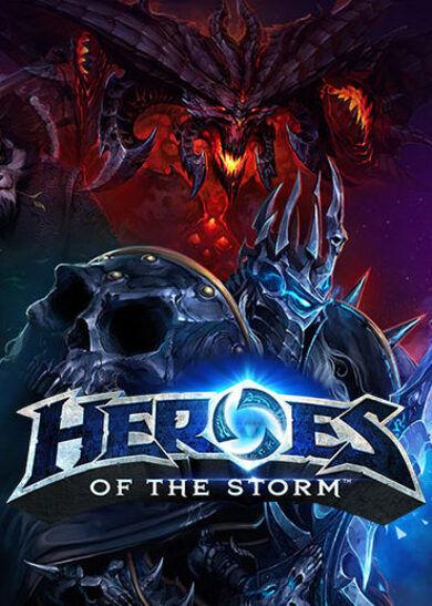 Blizzard Entertainment Heroes of the Storm - Jaina (DLC) Battle.net Key GLOBAL