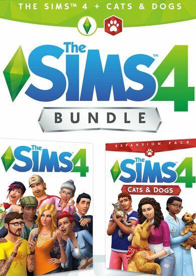 Electronic Arts Inc. The Sims 4 + Cats & Dogs - Bundle Origin Key GLOBAL