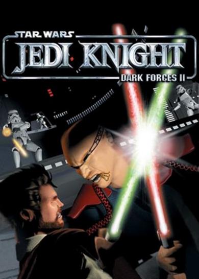 LucasArts Star Wars Jedi Knight: Dark Forces II Steam Key GLOBAL