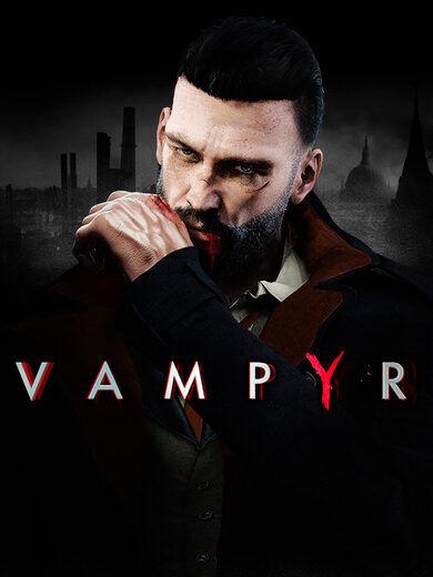Focus Home Interactive Vampyr Steam Key EUROPE