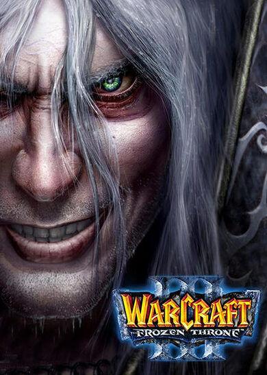 Blizzard Entertainment Warcraft 3: The Frozen Throne Battle.net Key GLOBAL
