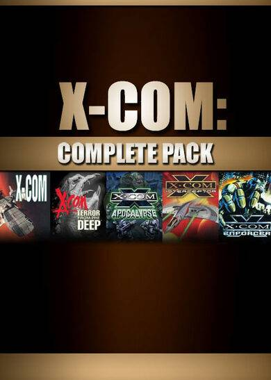 2K X-COM: Complete Pack Steam Key EUROPE