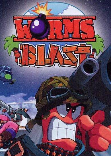 Ubisoft Worms Blast Steam Key GLOBAL