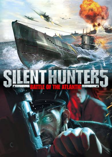 Ubisoft Silent Hunter 5: Battle of the Atlantic Uplay Key GLOBAL