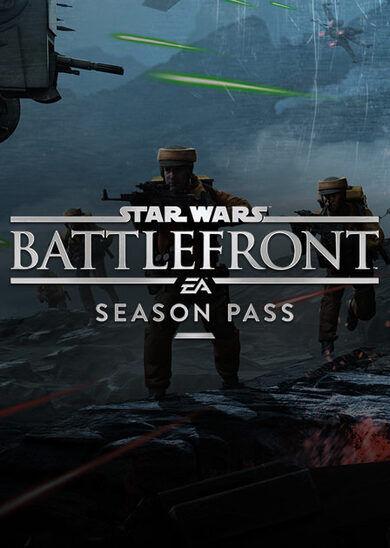 Electronic Arts Inc. Star Wars: Battlefront - Season Pass (DLC) Origin Key GLOBAL