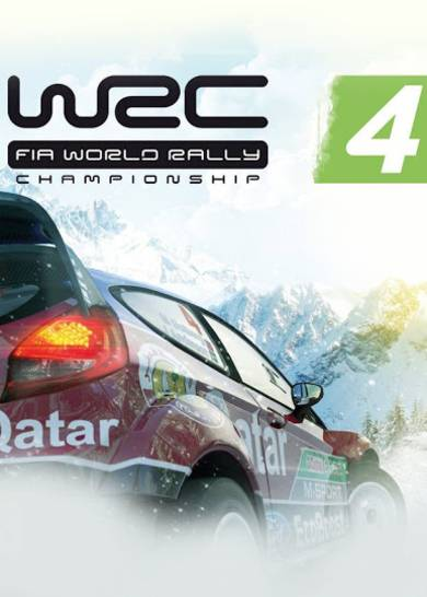 Bigben Interactive WRC: FIA World Rally Championship 4 Steam Key GLOBAL