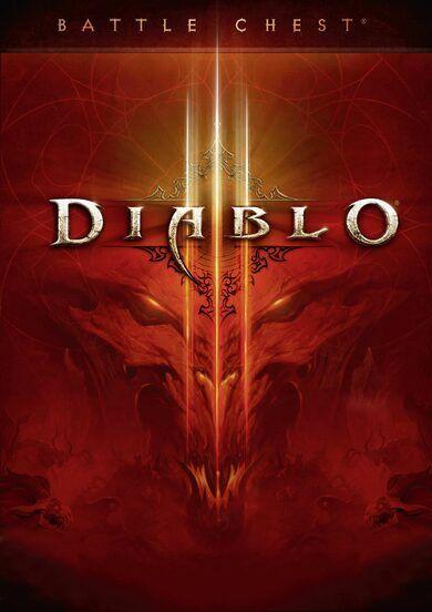 Activision Blizzard Diablo 3 Battlechest Battle.net Key GLOBAL