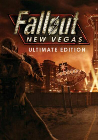 Bethesda Softworks Fallout New Vegas (Ultimate Edition) Steam Key GLOBAL