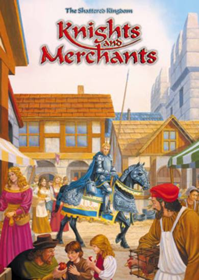 TopWare Interactive Knights and Merchants Steam Key GLOBAL