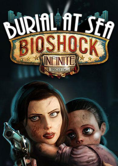 2K / Aspyr (Mac) BioShock Infinite - Burial at Sea: Episode Two (DLC) Steam Key EUROPE