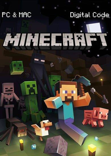 Mojang AB Minecraft (Java Edition) Official website Key GLOBAL